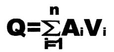 横截面计算公式