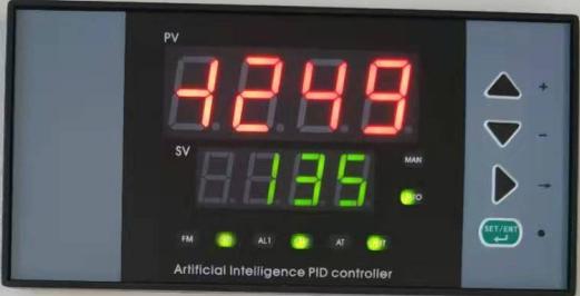 智能PID调节控制仪