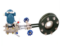 孔板流量计测量蒸汽
