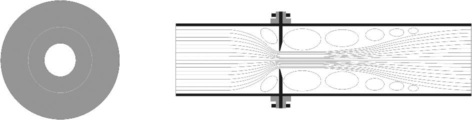 孔板气体流量计工作原理