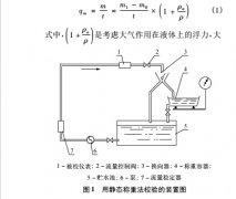 国标校准方法用于浓密膏体管道流量测量