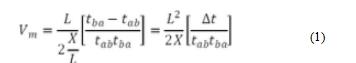 再考虑cos?=X/L,两式相减化简可得