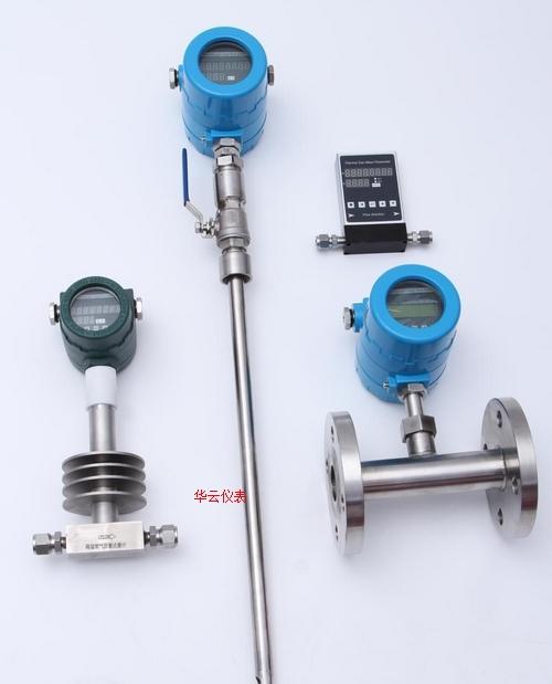 热式气体质量流量计|工作测量原理|厂家价格选型