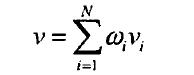 多声道超声波流量计中流速计算公式