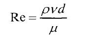 雷诺数的计算公式