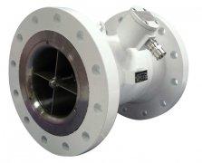 气体双涡轮流量计仪表系数测量值不确定