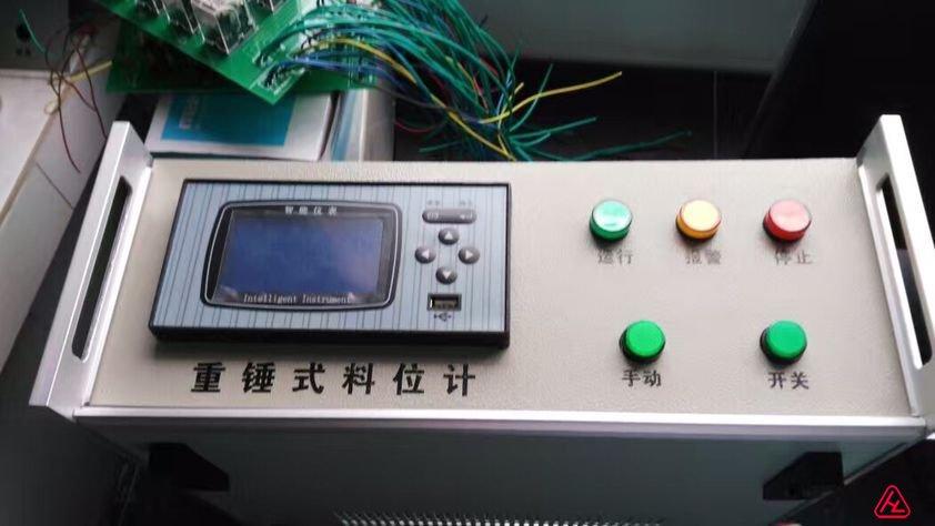 重锤料位计主机显示控制器