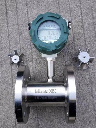 涡轮流量计在正弦脉动气体流下的测量误差