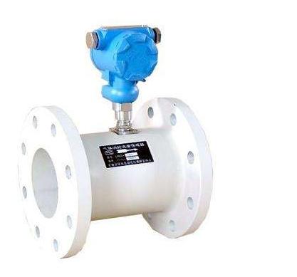 涡轮流量传感器测量非稳态流