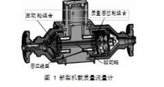 现代质量流量计结构原理 产品设计方法与
