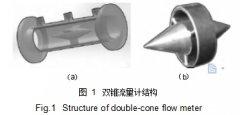 差压式双锥流量计工作原理以及产品说明