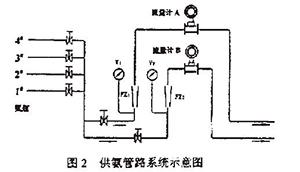 图2 供氯管理系统示意图