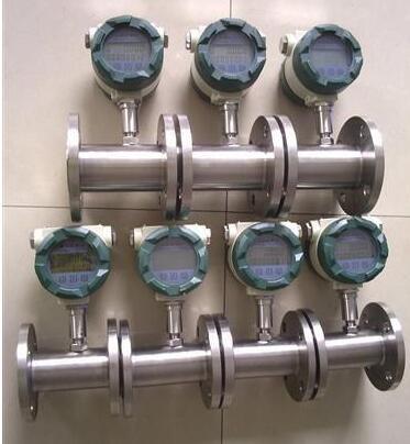 工业锅炉热平衡测试用涡轮流量计使用问题以及安装方法