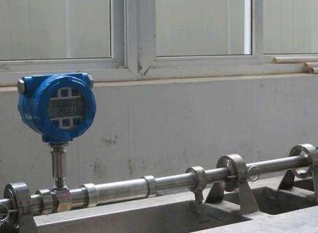 安装质量决定涡轮流量计的计量精度和使用寿命