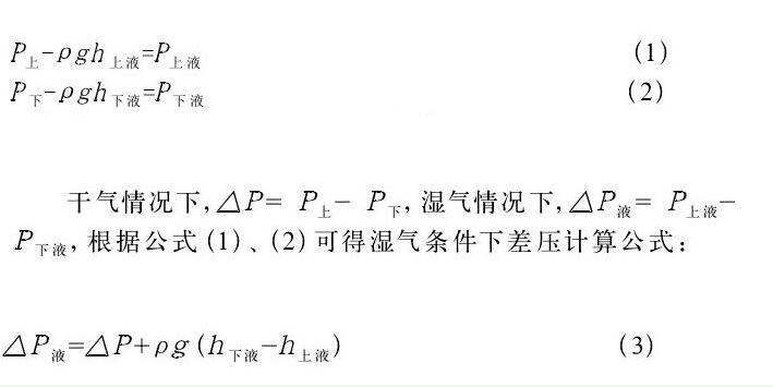 液体力学原理计算公式