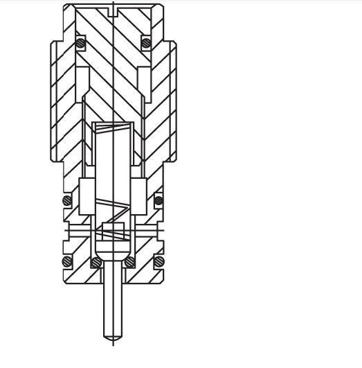 图2 调节阀组件