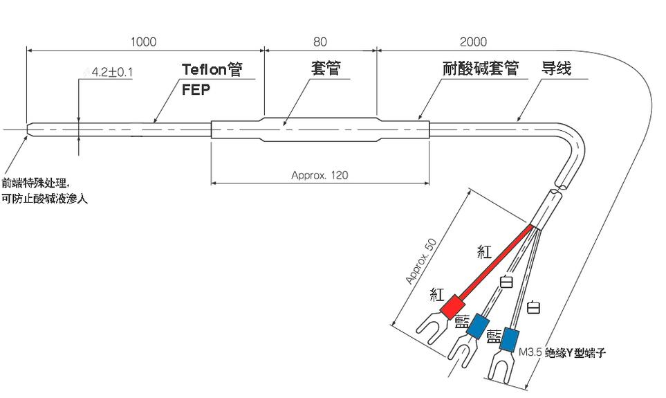 热电偶接线图