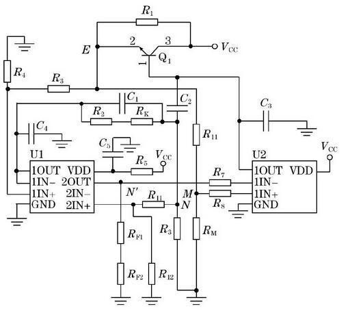 图3 加热与控制电路改进