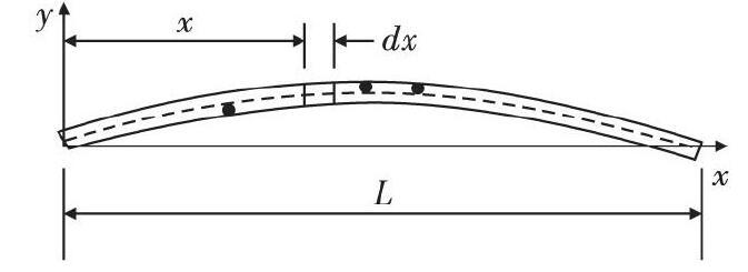 图1 直管科氏流量计管道