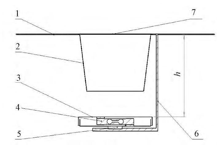 图4 雨水口流量计设计实例Fig.4 Design drawing of flowmeter of runoff in inlet for storm water