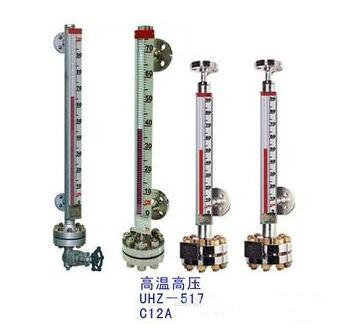 顶装磁翻板液位计|顶装磁翻柱液位计厂家价格|工作原理