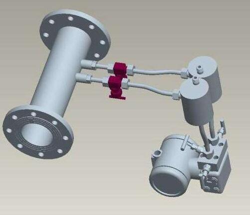 工业供热孔板流量计蒸汽流量测量的误差及降低措施