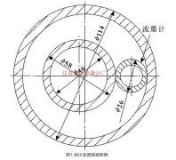 井下小型孔板流量计的设计与应用