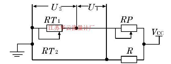 图3 信号采集电路