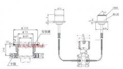 双法兰液位计催化分馏塔液位计冲洗油应