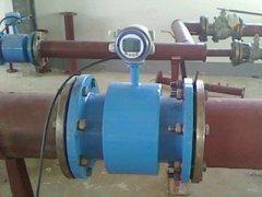废水泥浆污水流量计防
