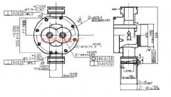 圆齿轮流量计壳体机械制造工艺