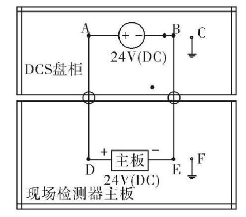 图3 原有电源供电方式