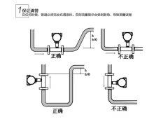 液体涡轮流量计安装注意事项及特点