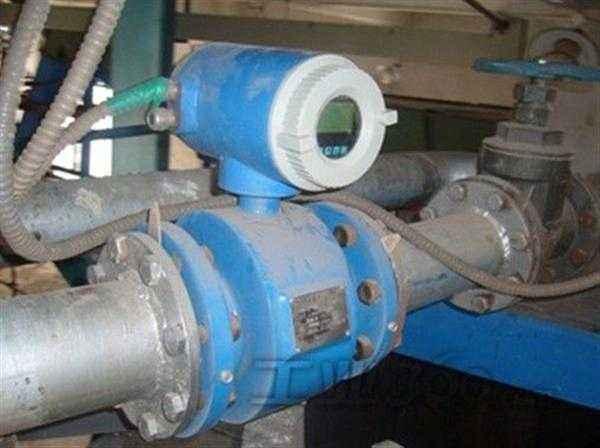 管道一体式污水电磁流量计的实际应用