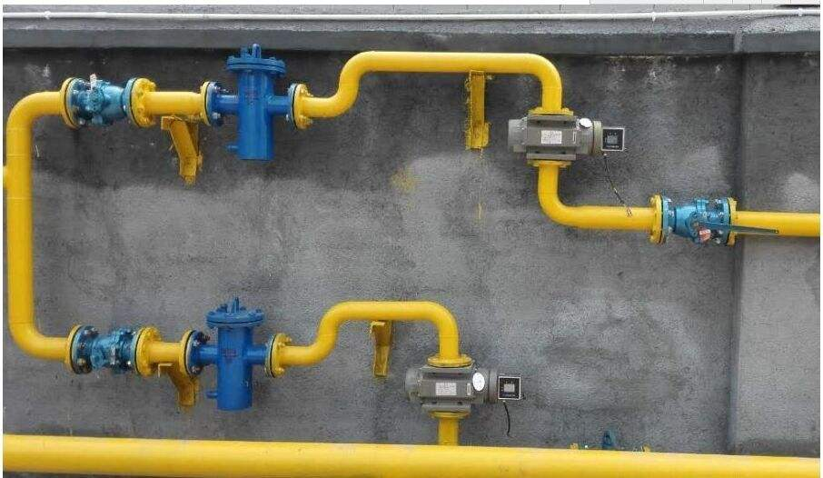 管道天然气流量计的实际应用