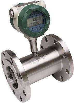 涡轮流量计可用于测量液体的流量和总量
